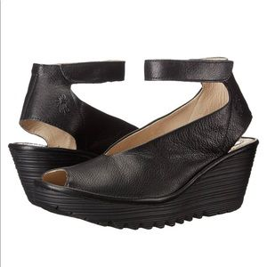 "Fly London ""Yaya"" wedge"